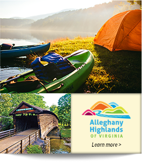 The Alleghany Highlands of Virginia